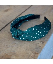 Lé Mosh Dolly Green Headband (US)