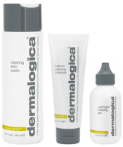 Dermalogica Skin Care - Oily And Blemished Skin