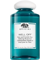 Origins Well Off Fast And Gentle Eye Makeup Remover 150 ml