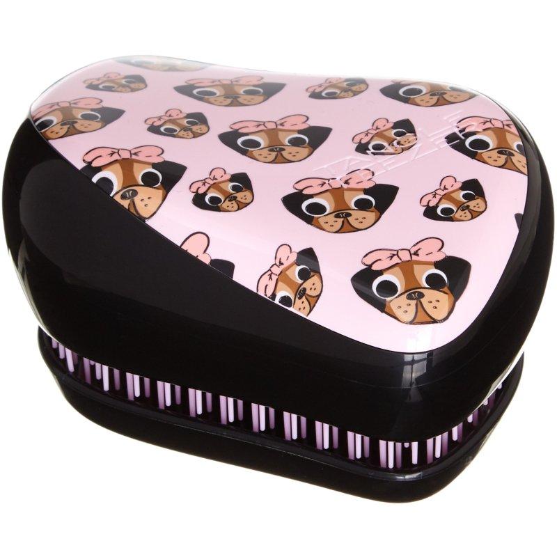 Tangle Teezer Pug Love Compact Styler Hairbrush