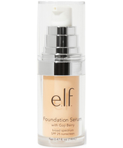elf Cosmetics Beautifully Bare Foundation Serum SPF25 14 ml - Fair/Light