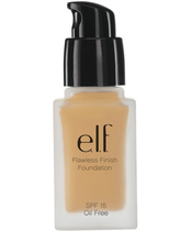 elf Cosmetics Flawless Finish Oil-Free Foundation SPF20 20 ml - Caramel