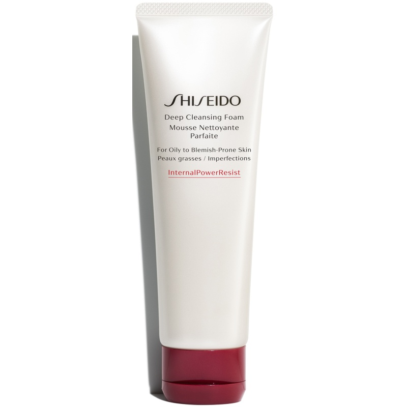 Billede af Shiseido Deep Cleansing Foam For Oily To Blemish-Prone Skin 125 ml