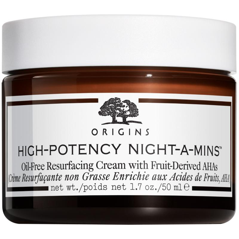 Køb Origins High-Potency Night-A-Mins™ Oliefri Resurfacing Natcreme 50 ml til 316,00 kr.