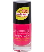 Benecos Happy Nails Nail Polish 5 ml - Oh Lala!