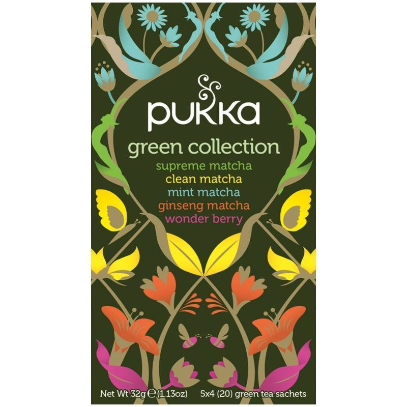 Pukka Green Collection Tea - Organic thumbnail