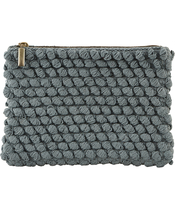 House Doctor Clutch Tofted Grey Small