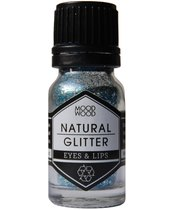 Mood Wood Natural Glitter 10 ml - Blue