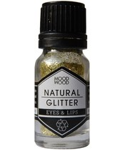 Mood Wood Natural Glitter 10 ml - Gold