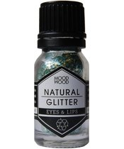 Mood Wood Natural Glitter 10 ml - Mint