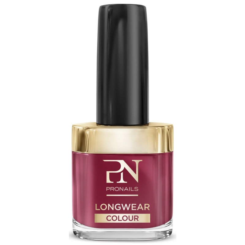 ProNails Longwear Nail Polish 10 ml - Read My Lips thumbnail