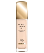 Max Factor Radiant Lift Foundation SPF30 30 ml - 50 Natural