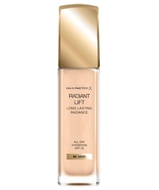 Max Factor Radiant Lift Foundation SPF30 30 ml - 60 Sand