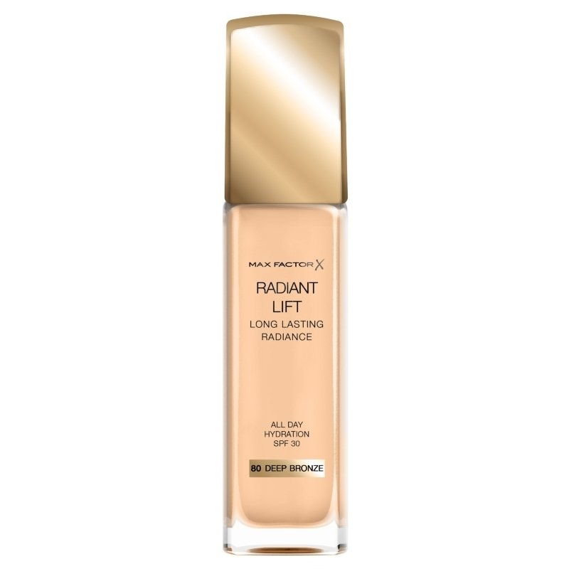 Max Factor Radiant Lift Foundation SPF30 30 ml - 80 Deep Bronze thumbnail