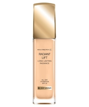 Max Factor Radiant Lift Foundation SPF30 30 ml - 80 Deep Bronze