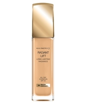 Max Factor Radiant Lift Foundation SPF30 30 ml - 85 Warm Caramel