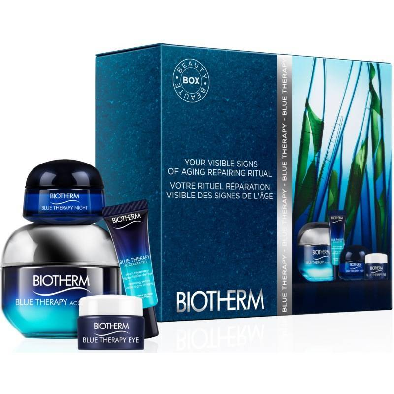 Biotherm Blue Therapy Accelerated Value Set Limited Edition