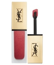 YSL Tatouage Couture The Metallics 6 ml - 101 Chrome Red Clash