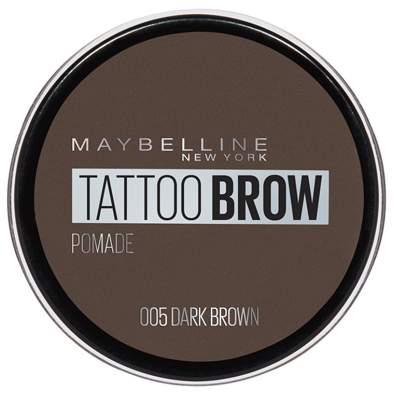 Maybelline Tattoo Brow Lasting Color Pomade 05 Dark Brown