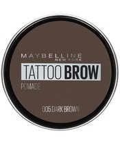 Maybelline Tattoo Brow Lasting Color Pomade - 05 Dark Brown