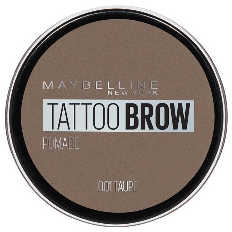 Maybelline Tattoo Brow Lasting Color Pomade 01 Taupe