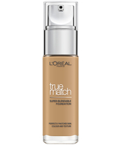 L'Oréal Paris Cosmetics True Match Foundation 30 ml - 5.5.D/5.5.W Golden Sun