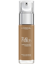 L'Oréal Paris Cosmetics True Match Foundation 30 ml - 8.5D/8.5W Toffee