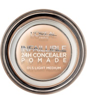 L'Oréal Paris Cosmetics Infaillible 24H Concealer Pomade - 01.5 Light Medium