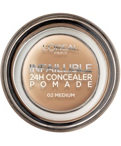 L'Oréal Paris Cosmetics Infaillible 24H Concealer Pomade - 02 Medium