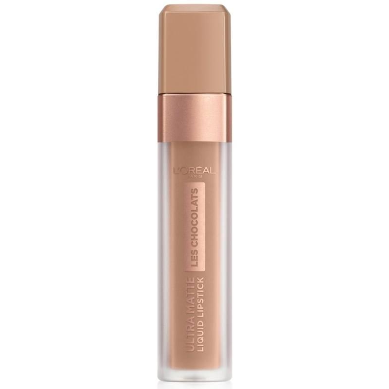 Loreal Paris Cosmetics Ultra Matte Liquid Lipstick 76 Ml 844 Sweet