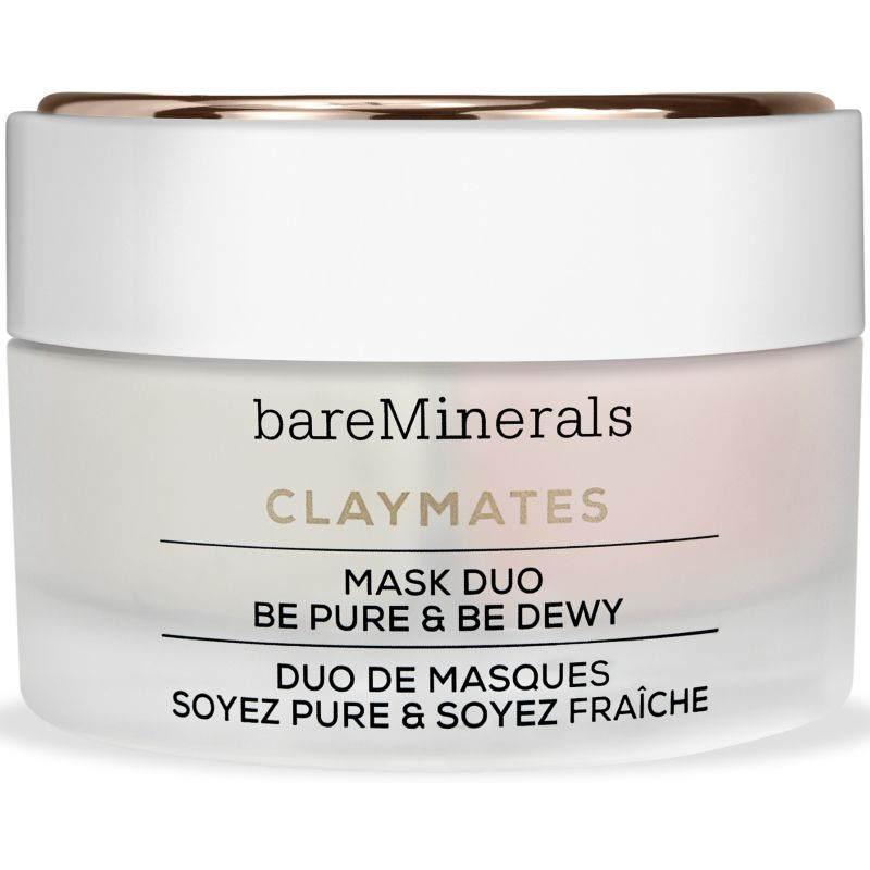 Bare Minerals Claymates Mask Duo Be Pure & Be Dewy 58 gr. thumbnail