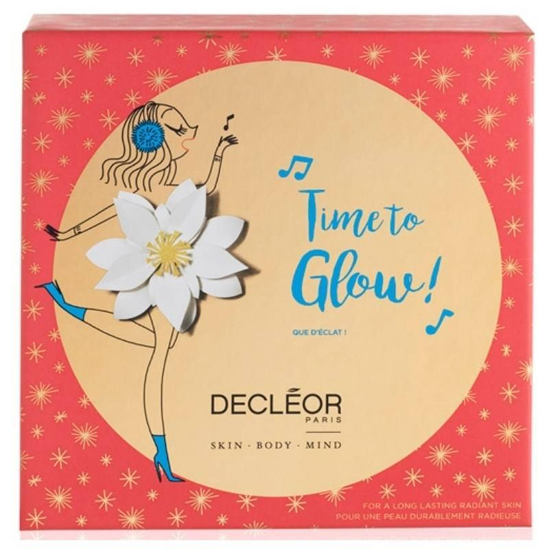 Decleor Time To Glow Gift Set Limited Edition Decleor