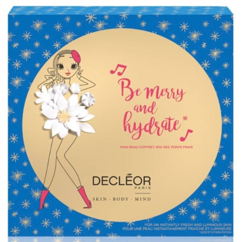 Decleor Be Messy And Hydrate Gift Set Limited Edition Decleor