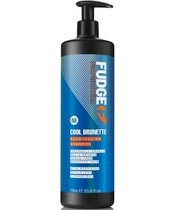 Fudge Cool Brunette Blue-Toning Shampoo 1000 ml