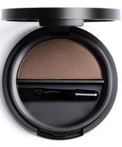 Nilens Jord Brow Powder 1,88 gr. - No. 209 Dark Brown