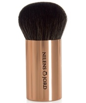 Nilens Jord Rose Gold Mineral Foundation Brush No. 127