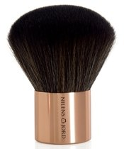 Nilens Jord Rose Gold Powder Kabuki Brush No. 125