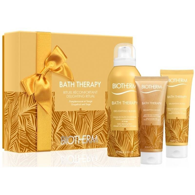 Biotherm Bath Therapy Delighting Ritual Gift Set Limited Edition