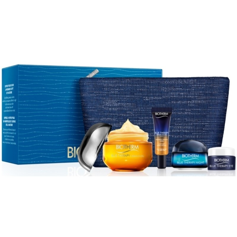Biotherm Blue Therapy Cream-In-Oil Gift Box Limited Edition