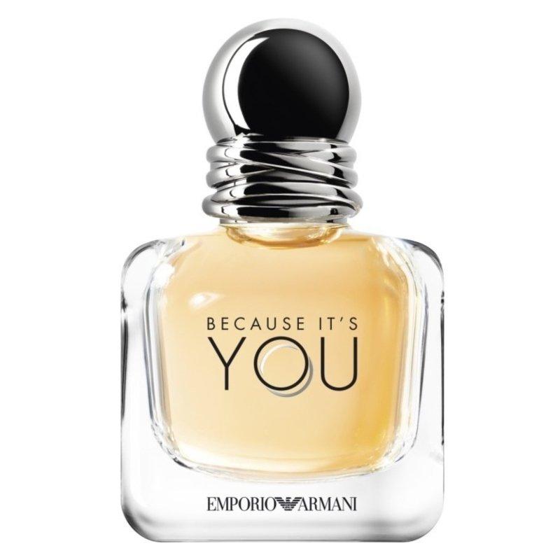 Armani Because it's You Eau de Parfum Spray 100 ml