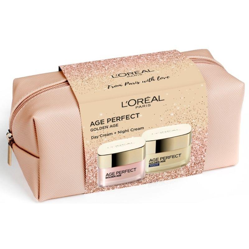 LOreal Paris Skin Expert Golden Age Xmas Limited Edition LOreal Paris