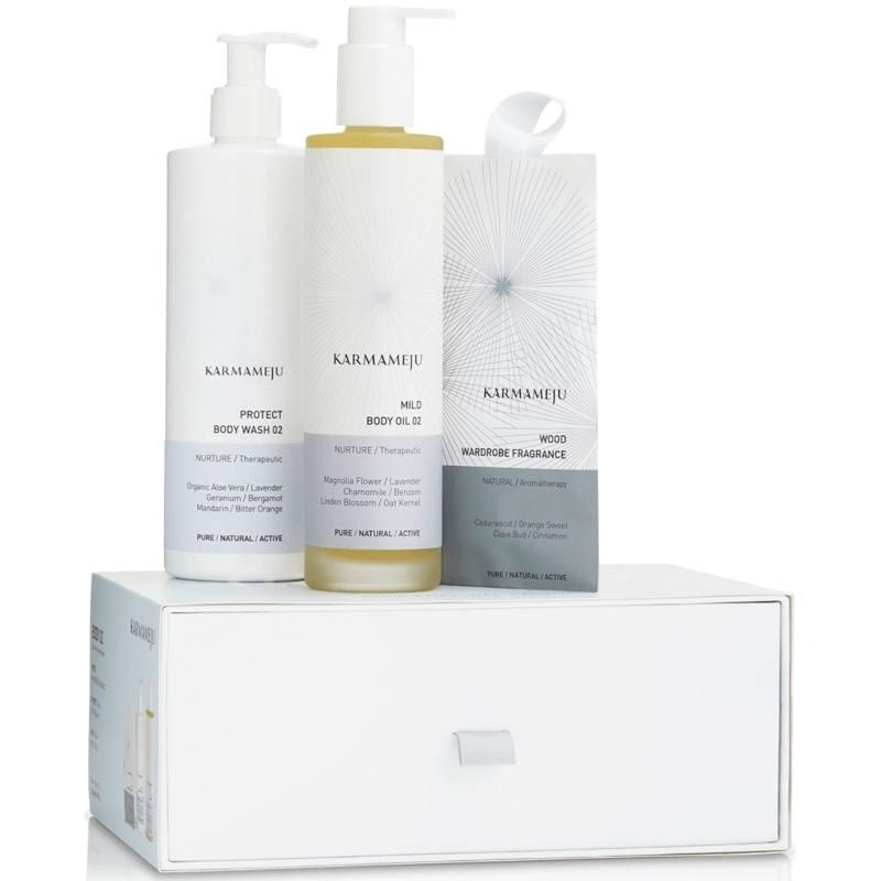 Karmameju Body 02 CalmingAromatherapy Gift Set Limited Edition Karmameju