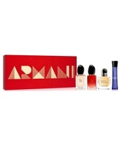 Giorgio Armani Miniature Set For Her Xmas18 (Limited Edition)