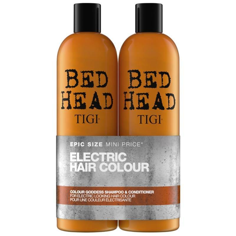 TIGI Bed Head Colour Goddess Duo 2x750 ml (u. pumpe) thumbnail