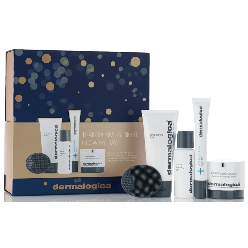 Dermalogica Transform By Night Glow By Day Limited Edition Dermalogica