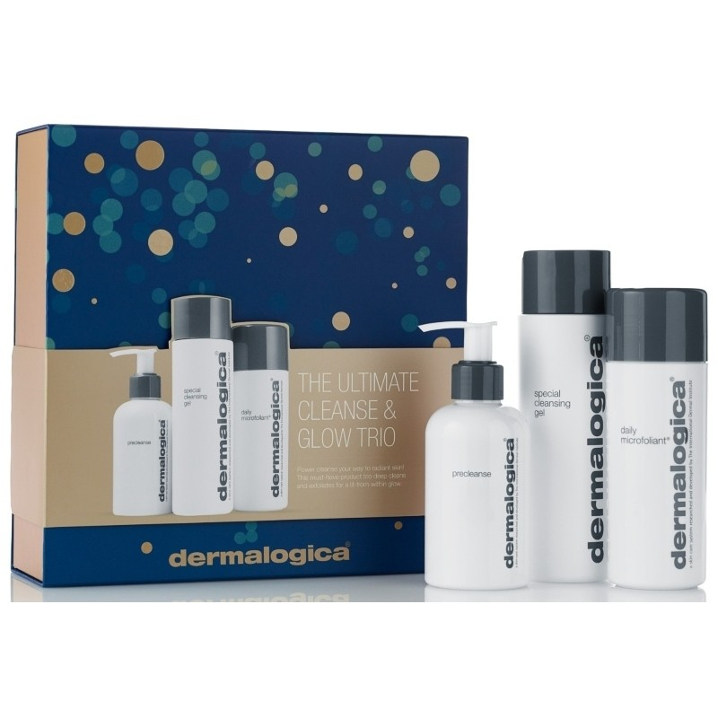 Dermalogica The Ultimate Cleanse & Glow Trio Limited Edition Dermalogica