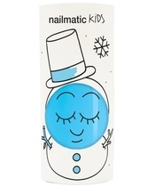 Nailmatic Kids Nail Polish 8 ml - Freezy