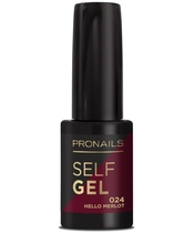 ProNails SelfGel 6 ml - 024 Hello Merlot