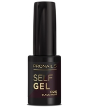 ProNails SelfGel 6 ml - 025 Black Rose