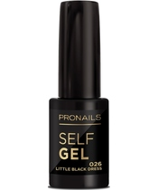 ProNails SelfGel 6 ml - 026 Little Black Dress